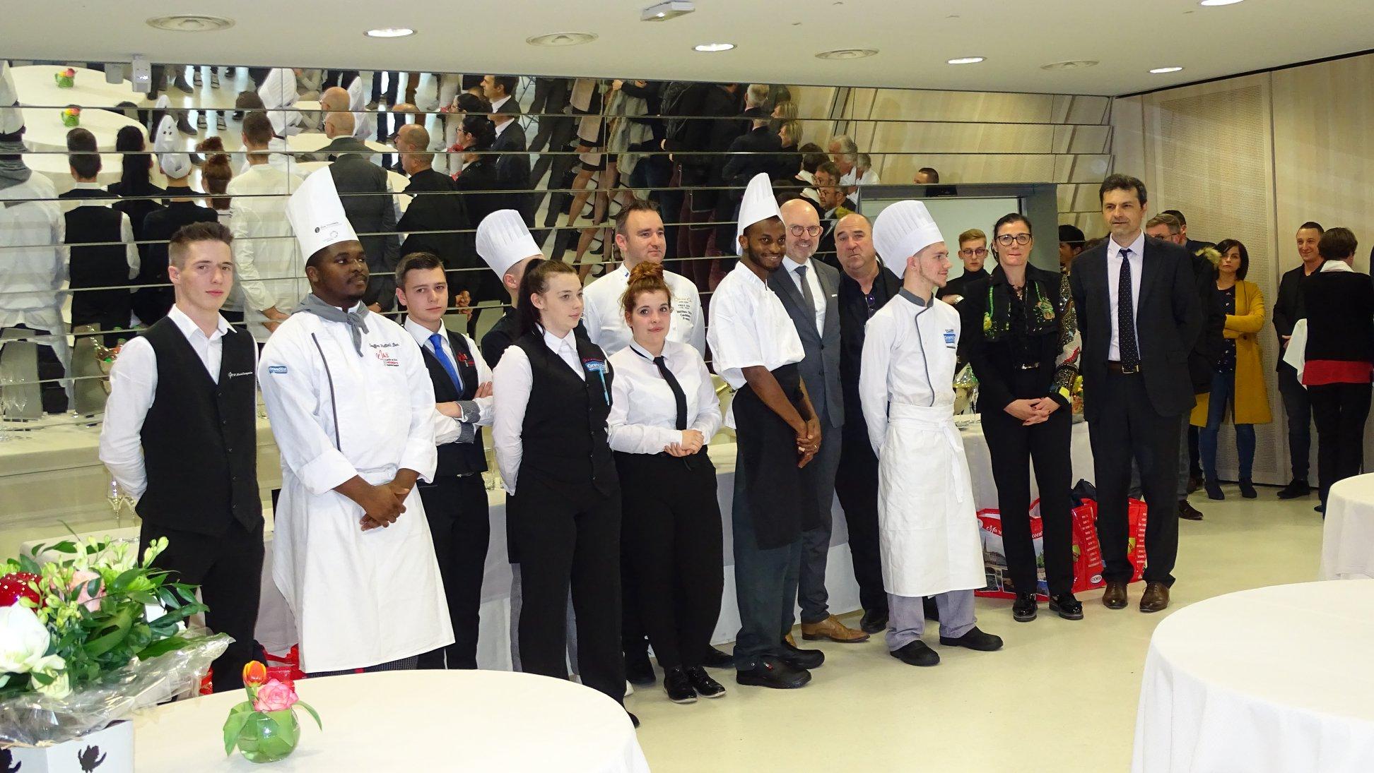 Concours du Meilleur Apprenti en cuisine et en salle