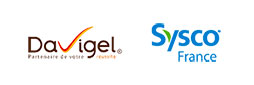 partenaire davigel-sysco