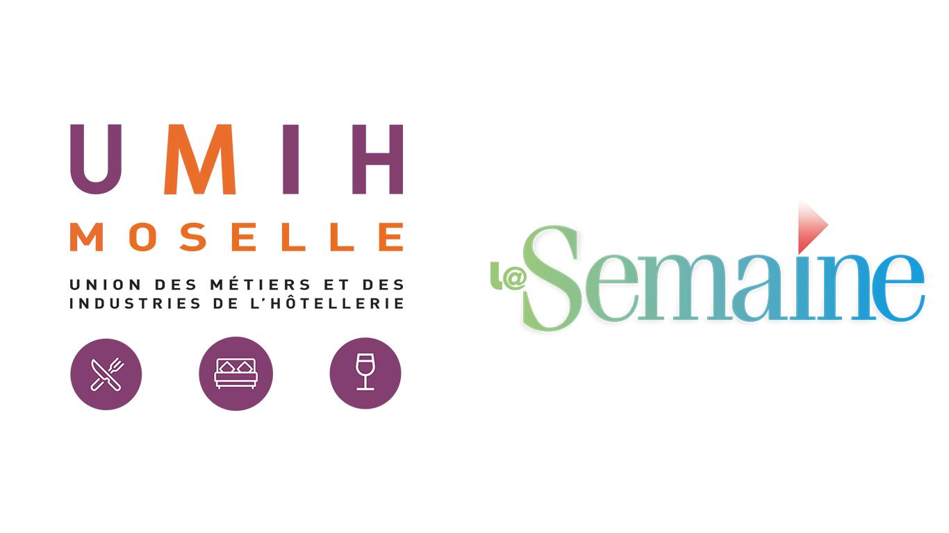 Ouverture des terrasses – UMIH Moselle et La Semaine s'associent pour le Guide des Terrasses 2021